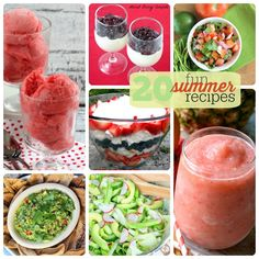 20.fun.summer.recipes