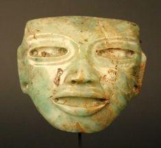 precolombino mascaras - Buscar con Google
