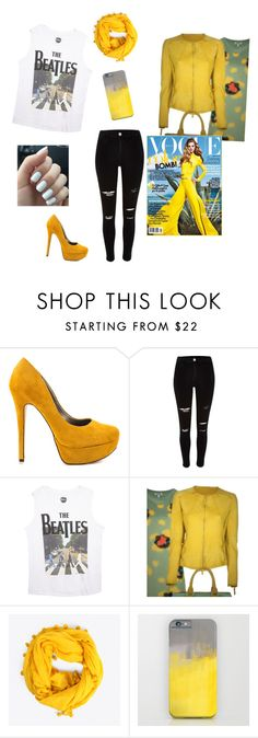 """""""Untitled #7"""" by athina-maria-dimitriou on Polyvore featuring Michael Antonio, River Island, Wet Seal, Brogden, Bohemia, women's clothing, women, female, woman and misses"""