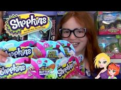 Huge Shopkins Opening Blind Baskets and Five Packs with Limited Editions! - YouTube