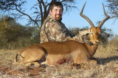 Authentic African Adventures with Hanno van Rensburg - Impala