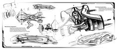Audi Elite Concept - Design Sketches