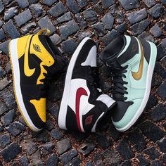 Air Jordan 1 Mid for the Kids. Shop Jordan Footwear at Jimmy Jazz #jordan #airjordan