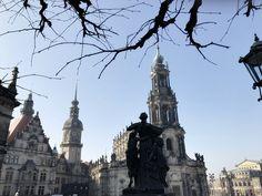Dresden, Barock, Altstadt, Brühlsche Terrasse