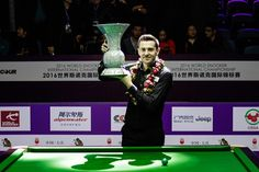 Mark Selby demolishes Ding Junhui to claim International Championship Snooker crown