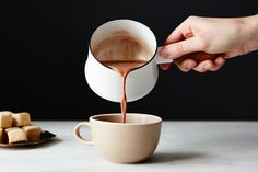 Cardamom Hot Chocolate recipe on Food52
