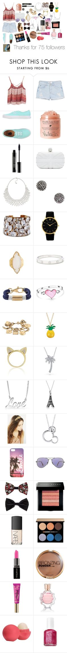 """""""Thanks for 75 followers"""" by greenlee-fountain11 ❤ liked on Polyvore featuring MANGO, Vans, Lord & Berry, Alexander McQueen, Carolee, Demitasse, STELLA McCARTNEY, Larsson & Jennings, HEATHER BENJAMIN and Cartier"""
