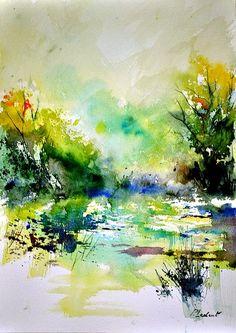 watercolor 45319041