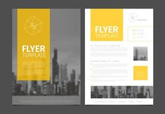 Business corporate brochure flyer by Orson on @creativemarket