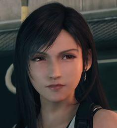 Tifa Ff7 Remake, Tifa Final Fantasy, Final Fantasy Collection, Cloud And Tifa, Tifa Lockhart, Lara Croft, Anime Comics, Jessie, Amazing Art