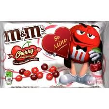 M&M's Valentine's Day Candies, Cherry Chocolate, 2 Bags-If you love chocolate covered cherries you'll love these. Chocolate Bonbon, Valentine Chocolate, Chocolate Cherry, How To Make Chocolate, Chocolate Candies, Chocolate Covered, Free Valentines Day Cards, Happy Valentines Day Images, Valentine Ideas