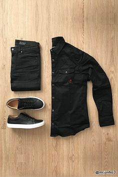 Product Name:Rose Embroidered Shirt, Category:mens-main, Mens Casual Dress Outfits, Stylish Mens Outfits, Men Dress, Fashion Outfits, Casual Attire, Men's Fashion, Style Masculin, Outfit Grid, Mens Fashion Suits