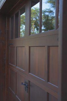 I love the look of carriage garage doors! Clopay Door Blog | Part 2: How to Buy Garage Doors - Garage Door Construction Materials