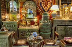 Photograph Charm of the Morrocan antiques by Dalia Al Ameen on 500px