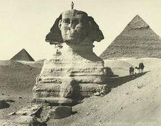 Las Cámaras Secretas debajo de la Esfinge: Antiguas fotografías develan la verdad | Código Oculto