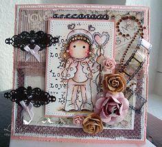 Louise's beautiful card