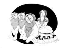 CIRCUS - La domatrice di leoni Shop online at Artevistas Gallery  http://www.artevistas-gallery.com/Laura-Armato