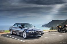 Bmw E38, Bmw 7 Series, Mercedes Car, Cars And Motorcycles, Transportation, Automobile, Pistols, Typo, Trains