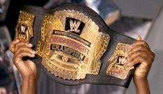 Wwe Belts, My Favorite Part, Wrestling, Lucha Libre