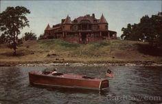 Calumet Island, Clayton Thousand Islands, NY