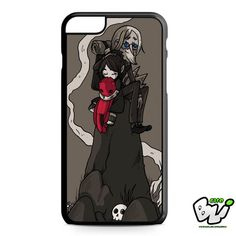 Marceline And Ice King Cartoon iPhone 6 Plus Case | iPhone 6S Plus Case