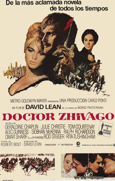 Doctor Zhivago (Argentine) 11x17 Movie Poster (1965)