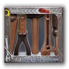 Milk Chocolate DIY Tool Kit £7.99 FREE UK Delivery…