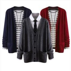 Wool Blend Colored Cardigan from #YesStyle <3 WIZIKOREA YesStyle.com