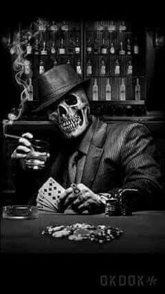 48217969 Android & iPhone wallpaper by Technossroy Pirate Skull Tattoo, Skull Tattoos, Body Art Tattoos, Graffiti Wallpaper, Skull Wallpaper, Mi Wallpaper, Arte Lowrider, Grim Reaper Art, Totenkopf Tattoos