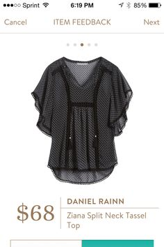 Love this flutter sleeve top. It comes with a cami too.