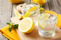 So you know that it's healthy to drink plenty of water every day, but what if you could seriously multiply its benefits by adding just one simple ingredient? Well, that's the magic of fresh lemon juice in your water. Here are 22 reasons to add lemon water to your daily routine: 1. Energy Boost...