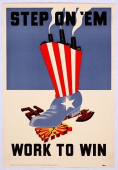 USA, WWII. Publisher: War Production Board, Joint Labor-Management Committee
