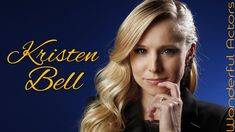 Kristen Bell Time-Lapse Filmography - Through the years, Before and Now!