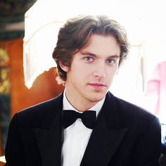 Young Dan Stevens