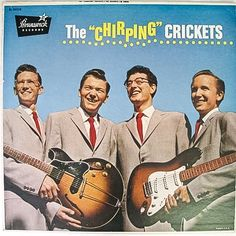 The first and only album under the Crickets name before the tragic death of Buddy Holly. A real gem, Tex-Mex Rockabilly through and through....
