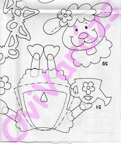 OviVarázs Easter Crafts For Kids, Crafts To Do, Diy For Kids, Paper Crafts, Spring Art, Spring Crafts, Punch Art, Art Plastique, Paper Piecing