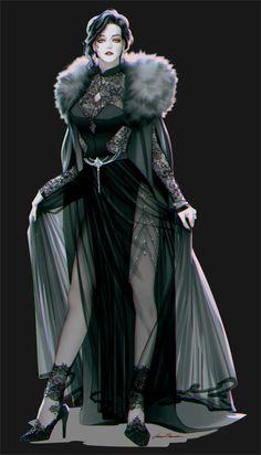 Fantasy Women, Dark Fantasy Art, Fantasy Girl, Fantasy Artwork, Beautiful Fantasy Art, Female Character Design, Character Design Inspiration, Character Art, Character Concept