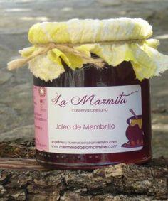 Imagen #jalea de #membrillo de Mermeladas La Marmita. Sabor a #Aguilar, cerca de Boltaña, en el Pirineo aragonés