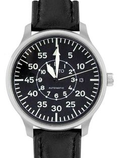 Aristo 3H116 Swiss Automatic Aviator Watch. Cool flieger style watch with an ETA movement. $520.