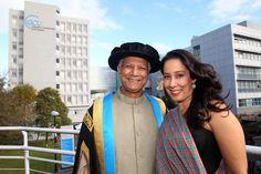 Muhammad and Monica Yunus
