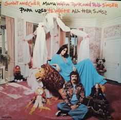 Sonny and Cher – Mama Was A Rock And Roll Singer Papa Used To Write All Her Songs (1973): This is a very disappointing album from a young Sonny and Cher. Unfortunately, Cher needed to move on to her solo career but hadn't figured that out yet. Best tracks certainly included: By Love I Mean (Cher revealed her future solo voice here). Other okay tracks: It Never Rains In Southern California*Mama Was A Rock And Roll Singer…*Listen To The Music. I listened on vinyl today, 3/16/2016. Rating: 65%.