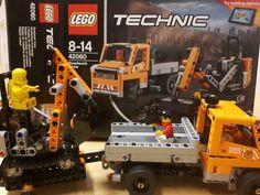 Lego 42060 - the biggest technic Set ever!