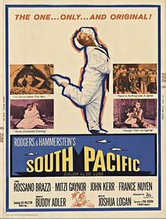 South Pacific (1958) Musical