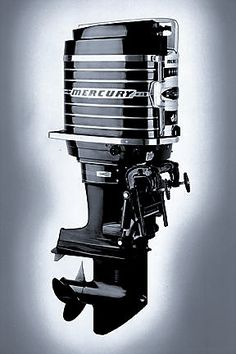 1957 Mercury Outboard