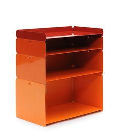 Compléments / Tolix 2011 Gamme d'objets de bureau en tôle laquée - http://www.normalstudio.fr