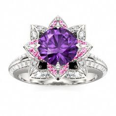 Colors of Eden Lotus Jewelry, Designer Engagement Rings, Lotus Flower, Heart Ring, Wedding Inspiration, Colors, Heart Rings, Colour, Lotus Flowers