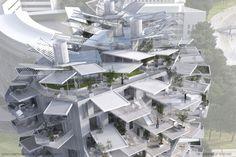 Cet architecte veut transformer les villes en forêt