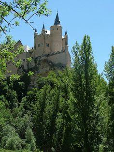 Alcázar de Segovia #CastillayLeon #Spain