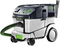 Festool Mobile dust extractor CLEANTEC CTL 36 AC HD CTL 36 E AC HD 584167