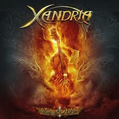 DutchMetalManiac: Review: Xandria - Fire And Ashes